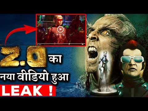 2.0 New Video Leaked: Check out Akshay...