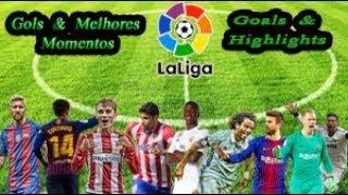 Atlético de Madrid x Levante - Gols & Melhores Momentos - Campeonato Espanhol #19