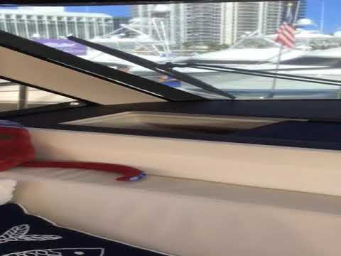 Consider the 39 Greenline Solar 2018 displayed at the 2018 Miami Yacht Show
