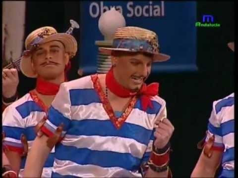Comparsa. La Serenissima PRELIMINARES | Actuación Completa | Carnaval de Cádiz 2012