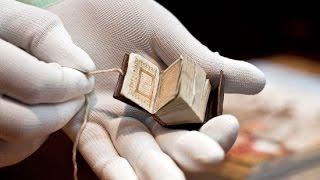Ketahuilah Kisah Al Qur'an Stambul Si Mungil Yang Penuh Misteri