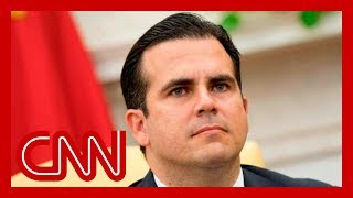 Puerto Rico governor says he won't seek reelection