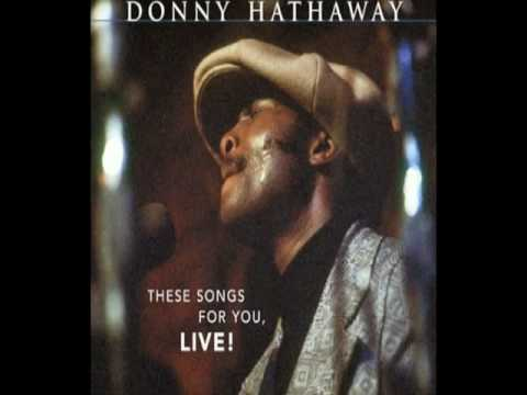 Donny Hathaway   A Song For You