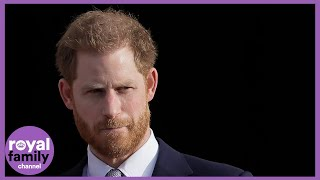 Duke of Sussex Reveals He 'Had No Other Option' [Full Video]