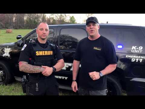 Meet Deputy Timothy McCarley - Anderson County, SC Sheriff's Office