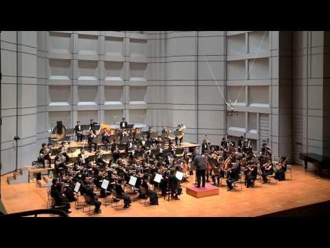"Andrea Battistoni conducting Tchaikovsky Symphony No. 6 ""Pathetique"", 3rd movement (excerpt)"