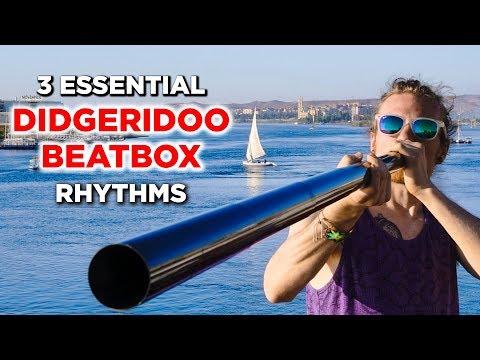 Didgeridoo Beatbox Rhythm Tutorial for Beginner/Intermediate Level Players