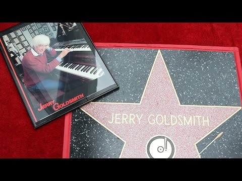 Jerry Goldsmith - Hollywood Walk of Fame Ceremony