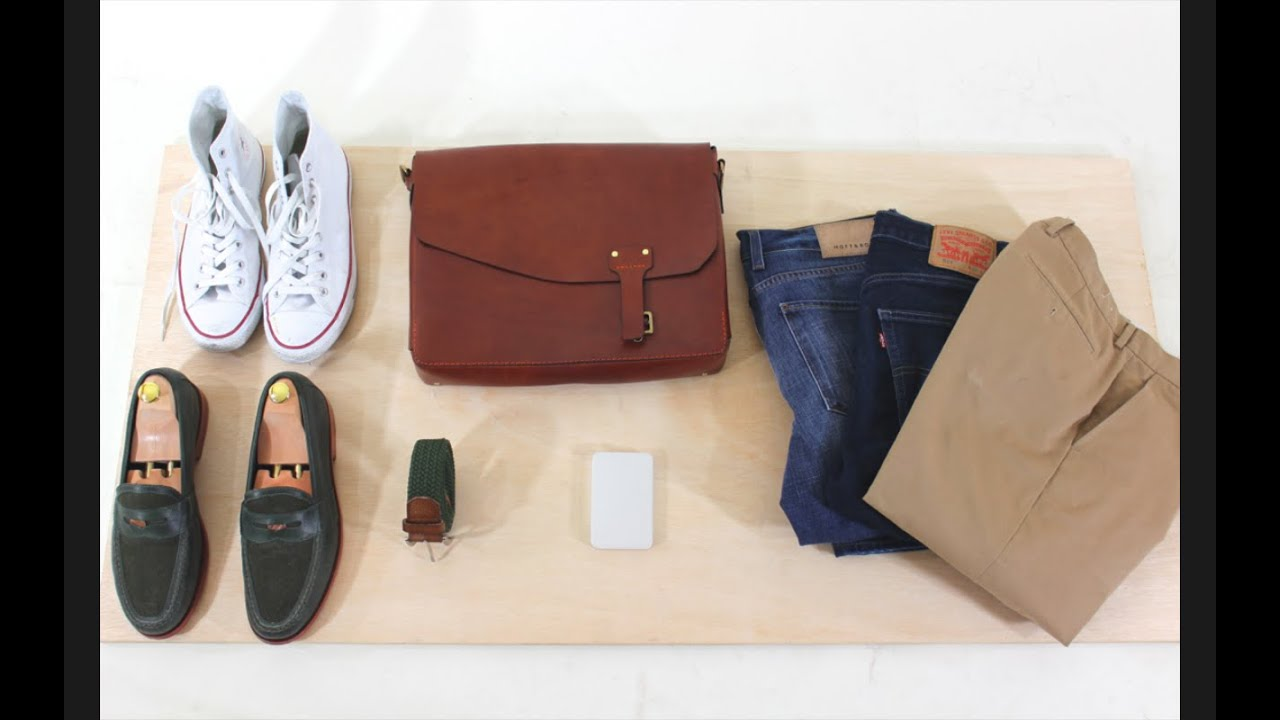 Image result for Wardrobe Essentials Every College Guy Needs