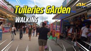 Tuileries GArden, Paris walkin…