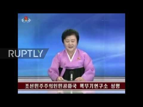 North Korea: Pyongyang confirms success of fifth and largest nuclear test