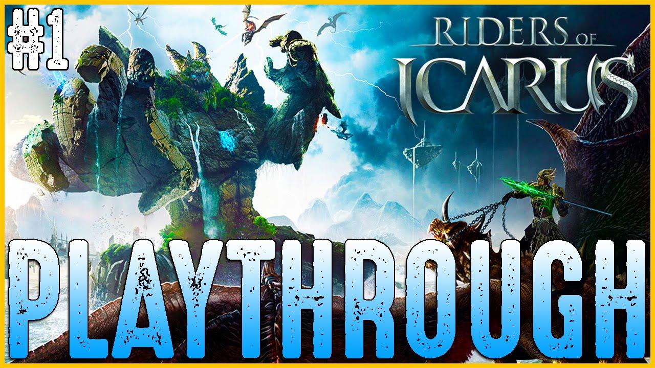 Riders of Icarus - MMORPG com