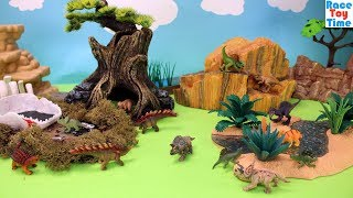 Schleich Mini Dinos Blind Bag Toy Surprises For Kids Fun Dinosaur Learning Video