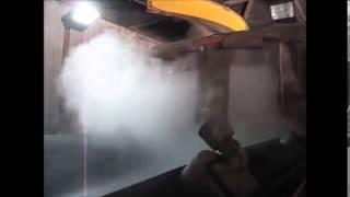 видео Туман для подавления пыли