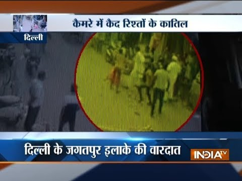 Old woman beaten to death by nephews in Delhi, incident caught on camera