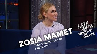 Zosia Mamet Recommends Aura Photography