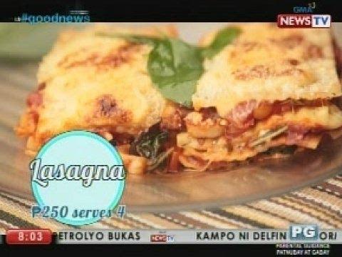 Good News: World-class pechay recipes