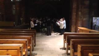 Adam Lay Ybounden (Ord) - Vivat Choir at St Martin