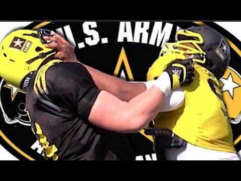 US Army All-American Bowl 2017 : Offensive Line v Defensive Line | 1v1 | East v West