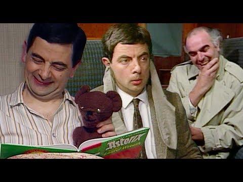 Funny Bean   Mr Bean Full Episodes   Mr Bean Official