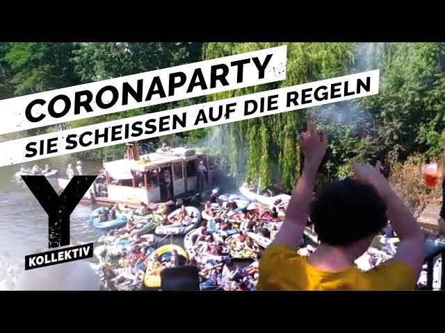 Illegale Raves in Leipzig - Party trotz Abstandsregeln? - Y-Kollektiv