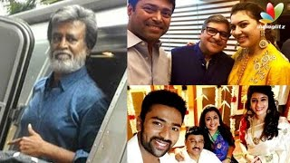 Rajinikanth, Shanthanu, Hansika and more Celebs celebrate Diwali | Tamil Cinema News