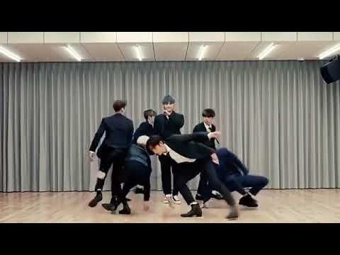 GOT7- Lullaby[DANCE MIRROR]