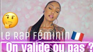THE CO-SIGN LE RAP FEMININ FRANCOPHONE
