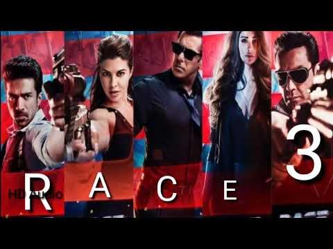 Race 3 mashup remix by kaala DJ