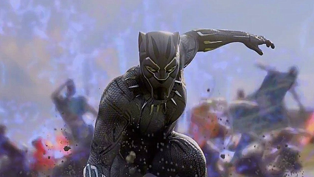 Image result for Black Panther t'challa