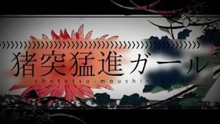 【Hatsune Miku and GUMI】Chototsu Moushin Girl【Romaji Lyrics】