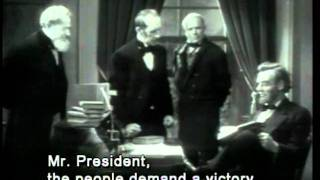 abraham lincoln 1930 full movie captioned