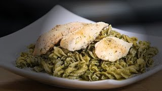 Easy Chicken Pesto Pasta Recipe | Ingrid Dishes