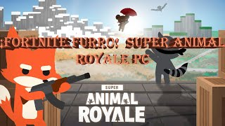 ¡Fortnite Furro!  Super Animal Royale PC