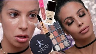 WATCH ME GO FROM 0 to 100 REAL QUICK  MAKEUP TUTORIAL | FULL BEAT