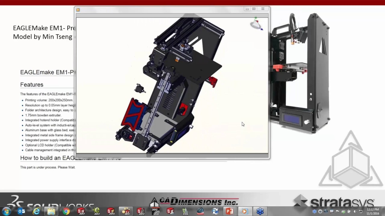 Creating Video Content Using SOLIDWORKS Composer