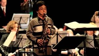 BIRDS, 2. Satz Seagull / Möwe Komponist: Toshio Mashima Beim Intern...