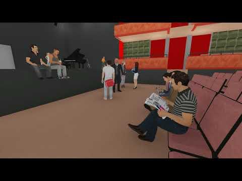 Animasi Festival Theater Jakarta - Taman Ismail Marzuki