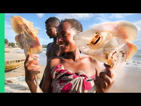 UNKNOWN MADAGASCAR!!! A Food Tour Never Seen Before!