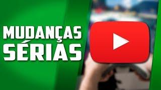 Youtube faz GRANDE MUDANÇA que vai ser MUITO BOA para os GAMERS