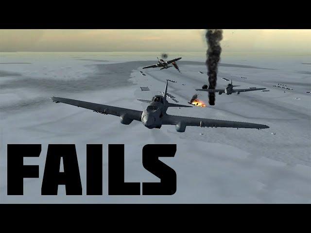 Wings of Duty - EPIC SOVIET FAILS