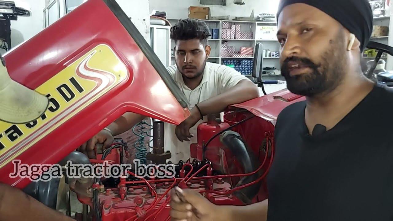 Download Mahindra 575 DI 575 DI 585 DI 475DI 275DI Tabet setting pump setting Timing setting