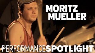 performance spotlight moritz mueller
