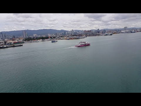 The Getway of Cebu Port!