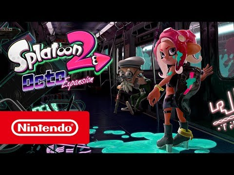 Bande-annonce de Splatoon 2: Octo Expansion (Nintendo Switch)