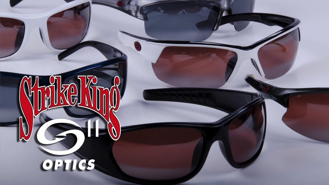 e43b3d03d4e Strike King S11 Sunglasses with Mark Zona and Shaw Grigsby - Available at  Tackle Warehouse