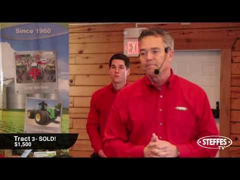 SOLD! Roseau County, MN Land Auction Recap