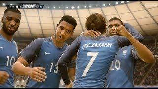 [Pronostic] France vs Allemagne | Match Amical FIFA | 14 Novembre 2017 | FIFA 18