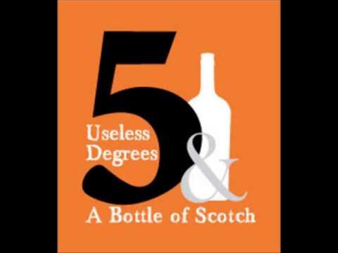 5 Useless Degrees & A Bottle of Scotch Episode 60: A Legitimate Journalist