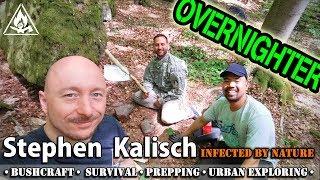 2 Tagestour Zum Steinernen Haus - Overnighter Mit Neuling Geonox - Bushcraft Sur